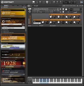 Maschine Drum Selection 69,4 MB ( Bateria para Hip -Hop ) ( 32 Bits )