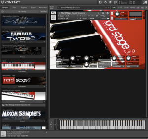 Nord Stage Grand Imperial 32 MB ( Piano ) ( 32 Bits )