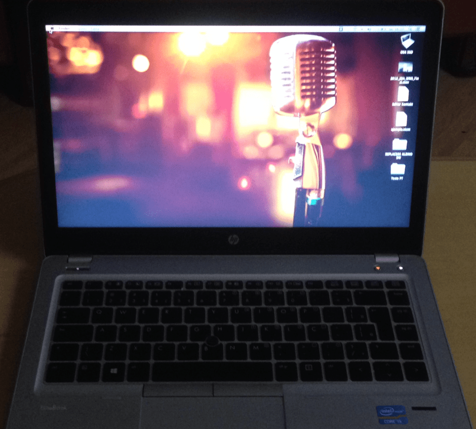 Notebook Hp transformado em Hackintosh
