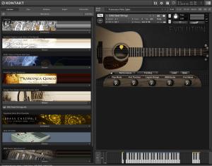 Orange Tree Samples Evolution Acoustic Guitar Steel Strings 3,63 GB ( Violão )