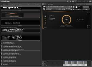Orchestral Tools Soloists I Nocturne Violin 5,02 GB ( Violino )