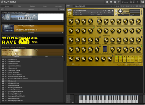Sampleism CL - Projects Golden Pad Factory Inspiring Pad Sounds 362,2 MB ( Pads )