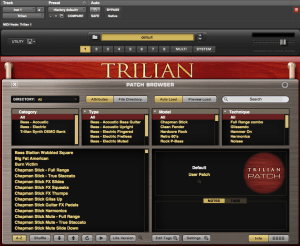 Spectrasonics Trilian 35,87 GB