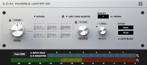 A.O.M. Invisible Limiter G2
