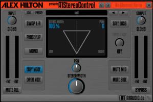 Alex Hilton A1 Stereo Control