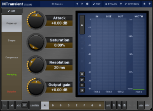 MeldaProduction MTransient