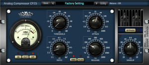Nomad Factory BT Compressor CP2S-3