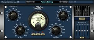 Nomad Factory BT Limiter LM2S-3