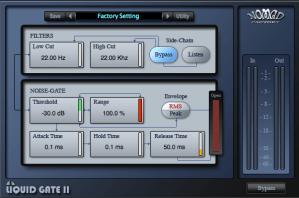 Nomad Factory Liquid Gate ll
