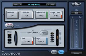Nomad Factory Liquid Mod ll