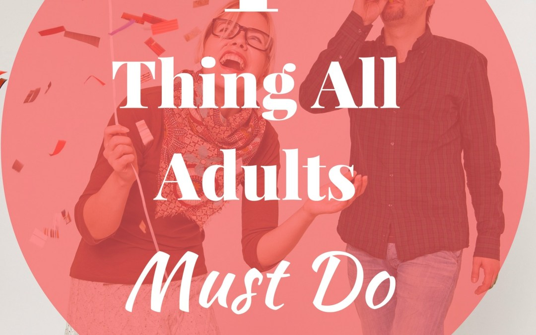 Adults – Oh Yeah! It