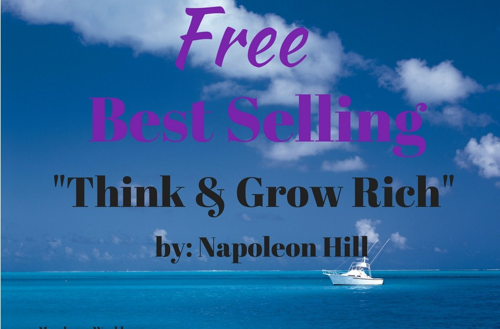 "Your Free E-Book ""Think & Grow Rich"""