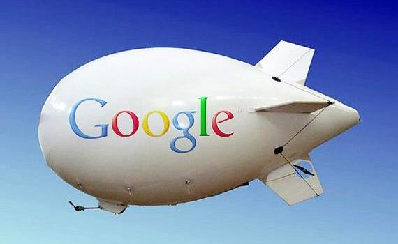 Google veut connecter l'Afrique grâce à des dirigeables