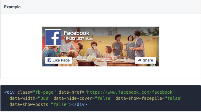 Facebook Like Box c'est fini, place au Page Plugin