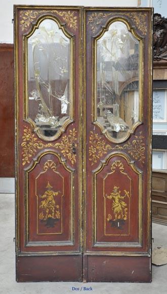 Chinese Sliding Doors Interior