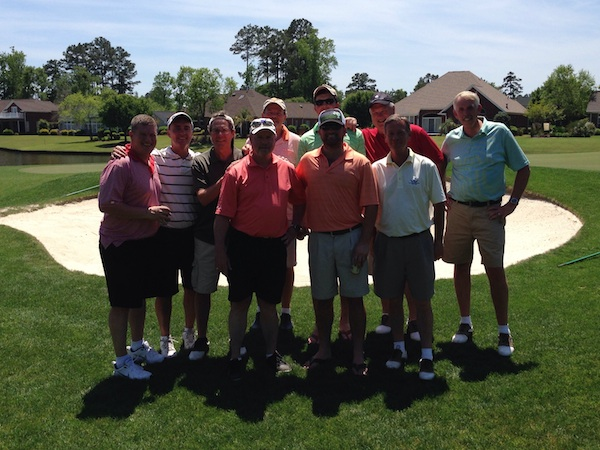 golf friends Myrtle Beach