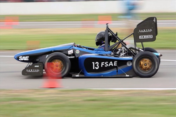 UT Arlington Racecar