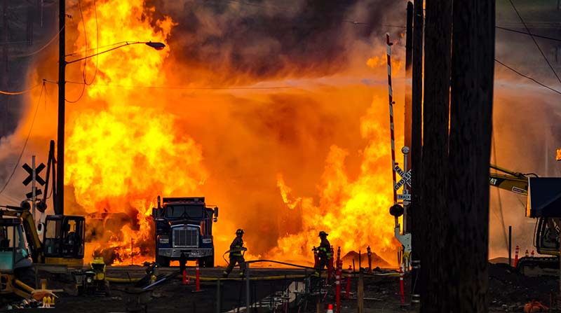The 5 Worst Industrial Accidents Since World War II