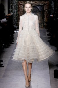 Valentino Spring 2013 Dress