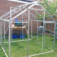 My New Greenhouse