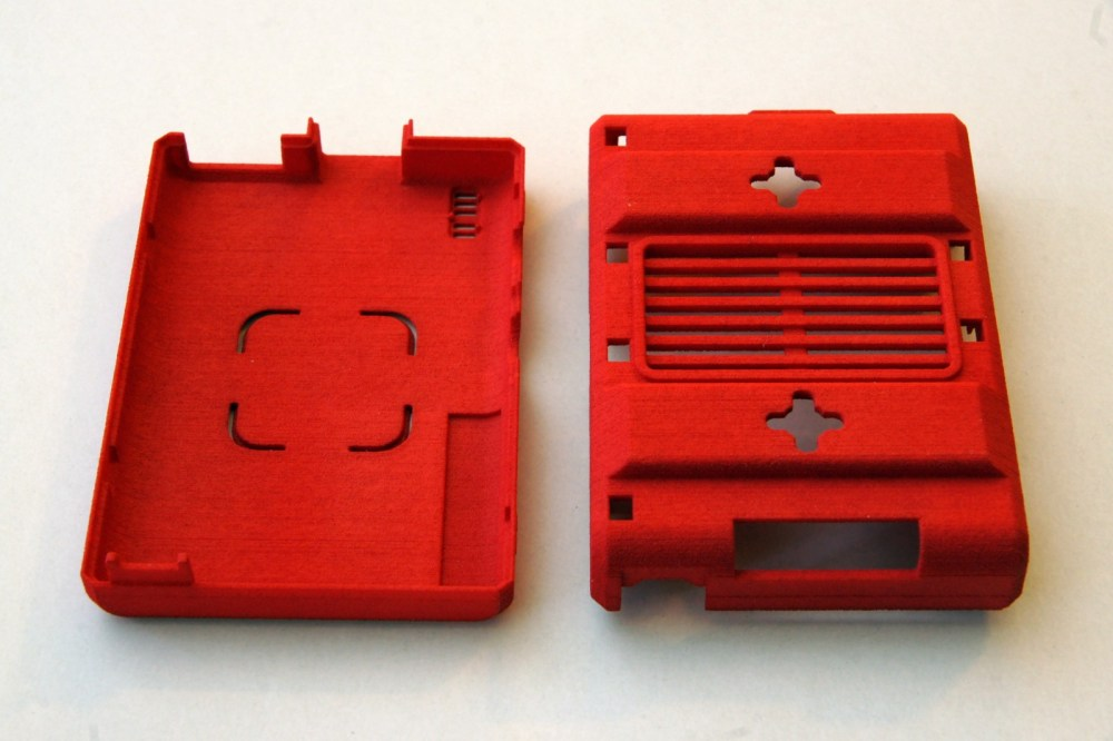 Raspberry Pi CASE 1.0 RELEASED! (2/6)