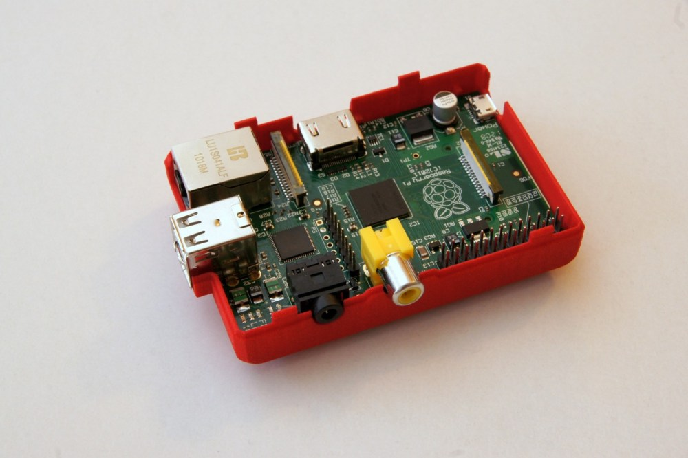 Raspberry Pi CASE 1.0 RELEASED! (3/6)