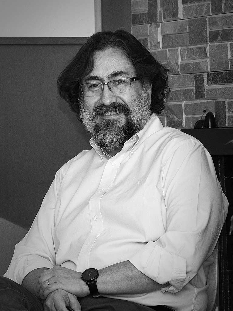 Psicólogo Marco Barrientos