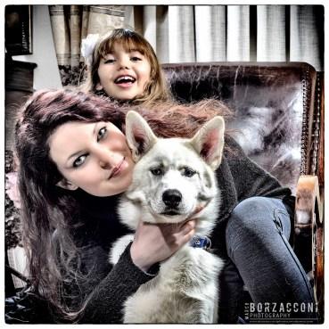 Francesca, Nanook e Aurora