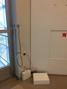 Sniffer infrastructure during installation