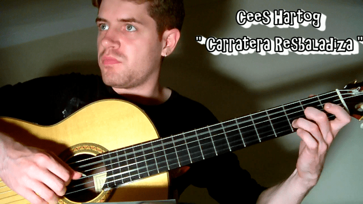 Marco Cirillo London Guitar Lesson