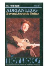 Adrian Legg - Acoustic Guitar Lesson in London with Marco Cirillo