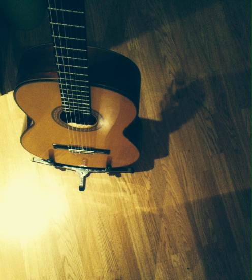 Classical Guitar Lesson in Kilburn - Criclewood - Willesden Green - Finchley Road with Marco Cirillo Guitar Tutor based in London