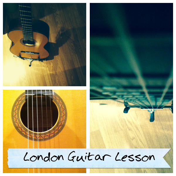 Classical Guitar Lesson in London - Kilburn - Central London - Kensington Area with Marco Cirillo, Classical Guitar Teacher. Learn How to Play Classical Guitar in London.