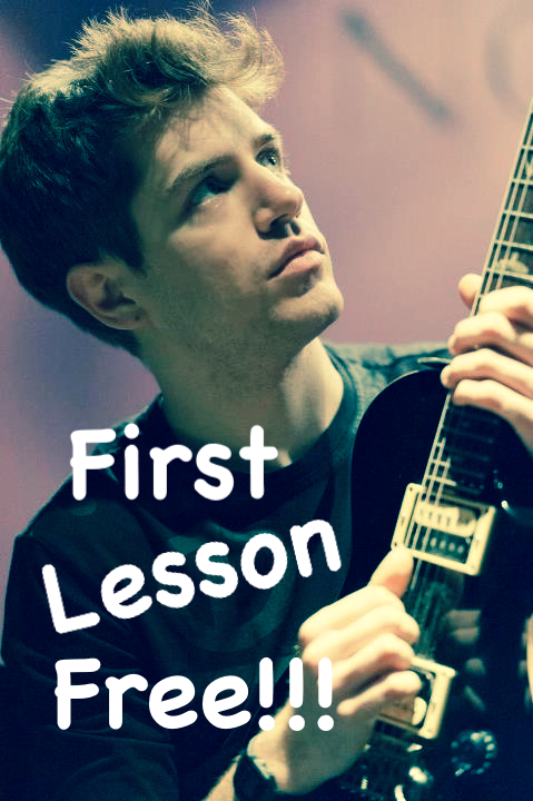 Electric, Acoustic and Classical Guitar Lesson in London - First Guitar Lesson Free - Guitar Lesson Beginners To Advanced