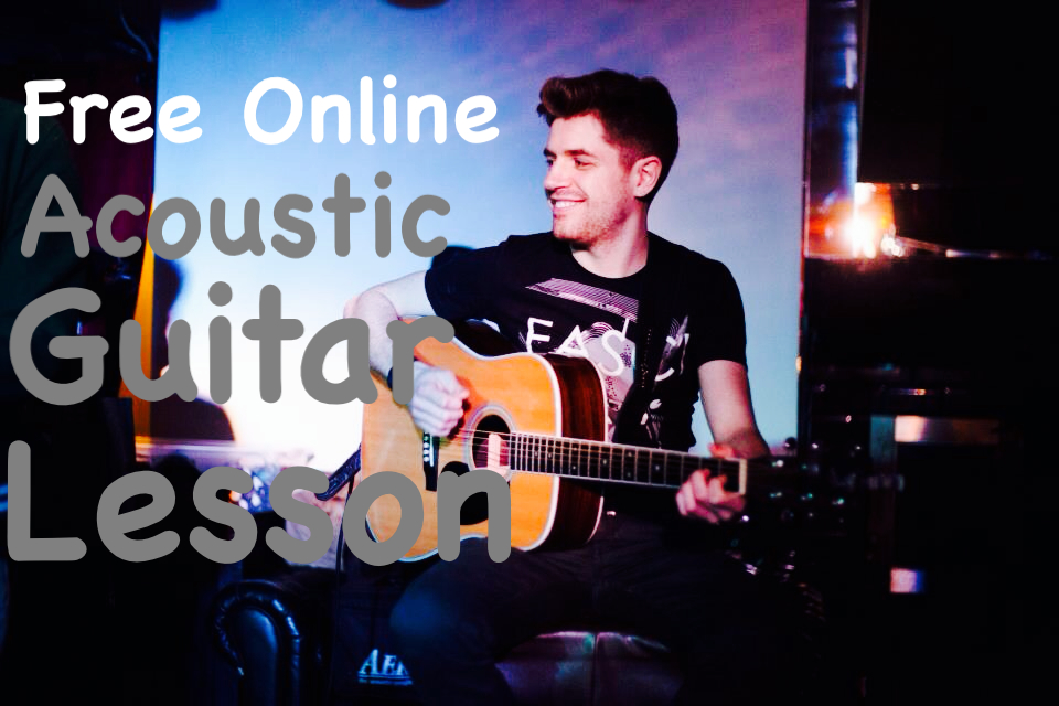 Free Online Acoustic Guitar Lesson - Learn How to Play C major Chord - Marco Cirillo London Guitar Lesson