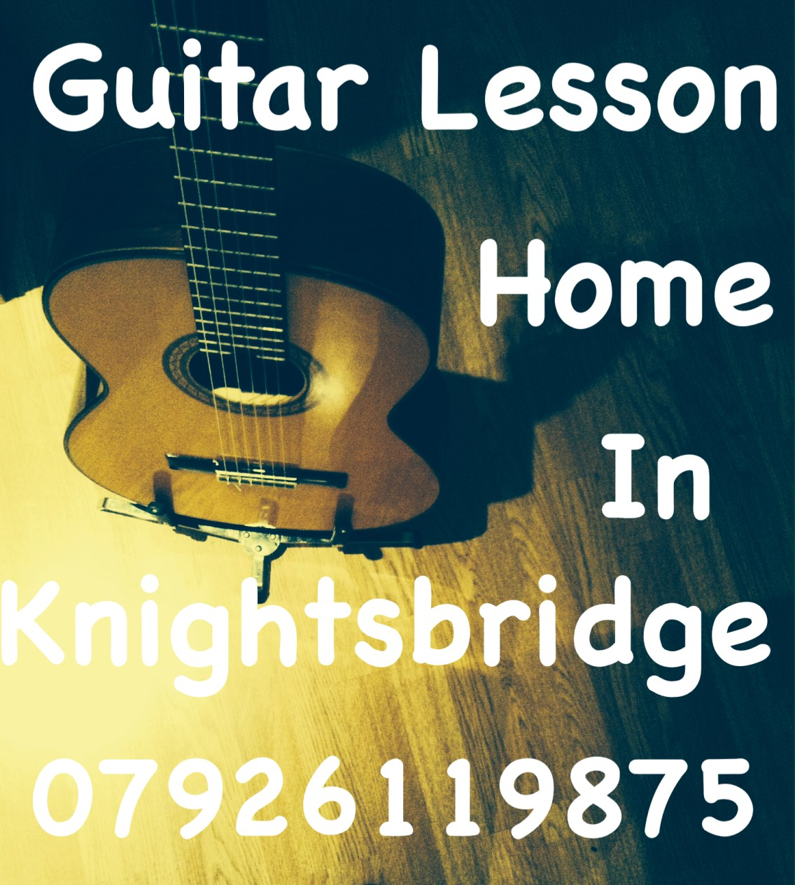 Learn Guitar in Knightsbridge - Guitar Lesson home in Knightsbridge - Beginners to Advanced Guitar Lesson in Knightsbridge