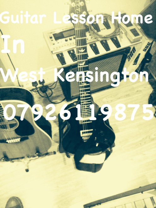 Learn Guitar in West Kensignton - Guitar Lesson at Home in West Kensington - Learn Guitar in London with Marco Cirillo. Electric, Acoustic and Classical Guitar Lesson for Beginners to Advanced Guitar Players.