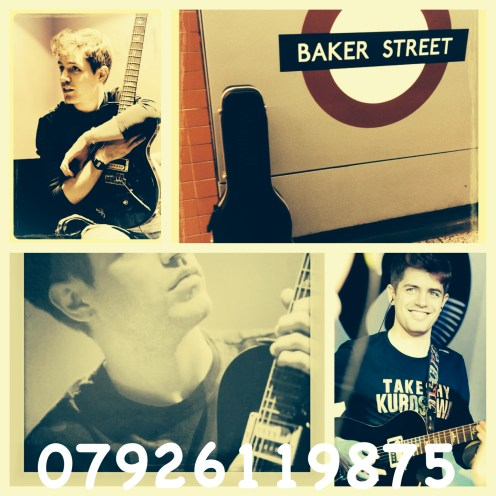 Marco Cirillo Learn Guitar in London - Pro Guitar Teacher in London - Guitar Lesson home in Kensington