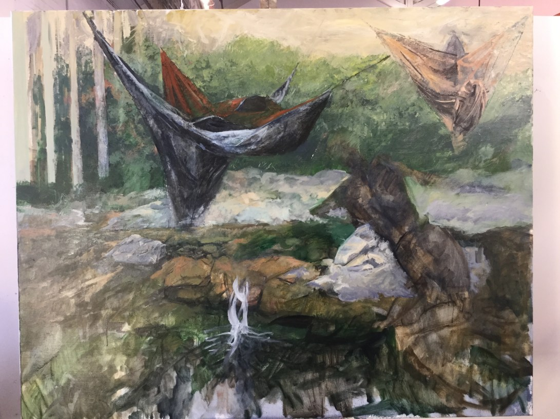 Marco Corsini work on progress 16-3-16