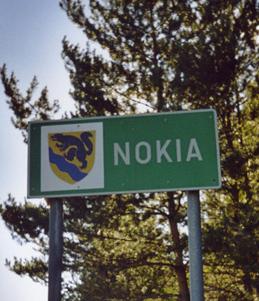 Benvenuti a Nokia