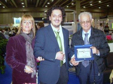 nella foto: Gianna Prapotnich, Marco Costarelli, Luigi Berlinguer