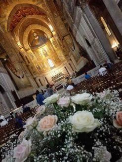 Interno del Duomo Monreale