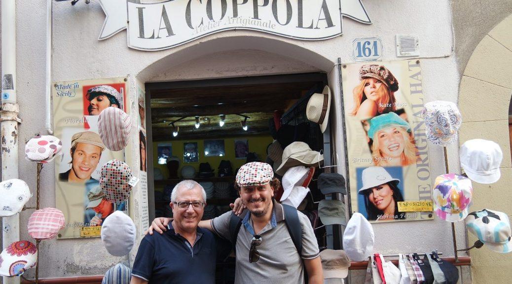 """Agostino Calderone, io e """"La Coppola di Cefalù"""""""