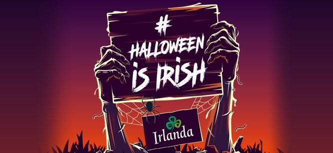 #HalloweenIsIrish