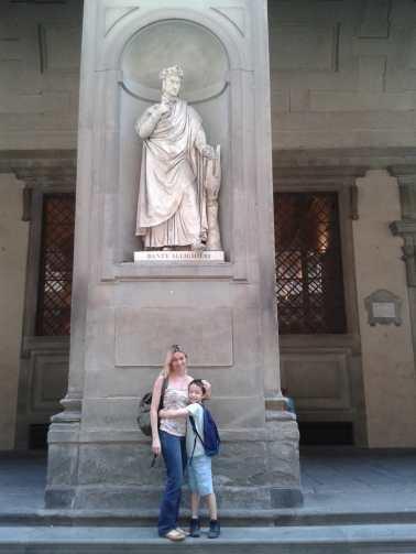 Camille e suo figlio