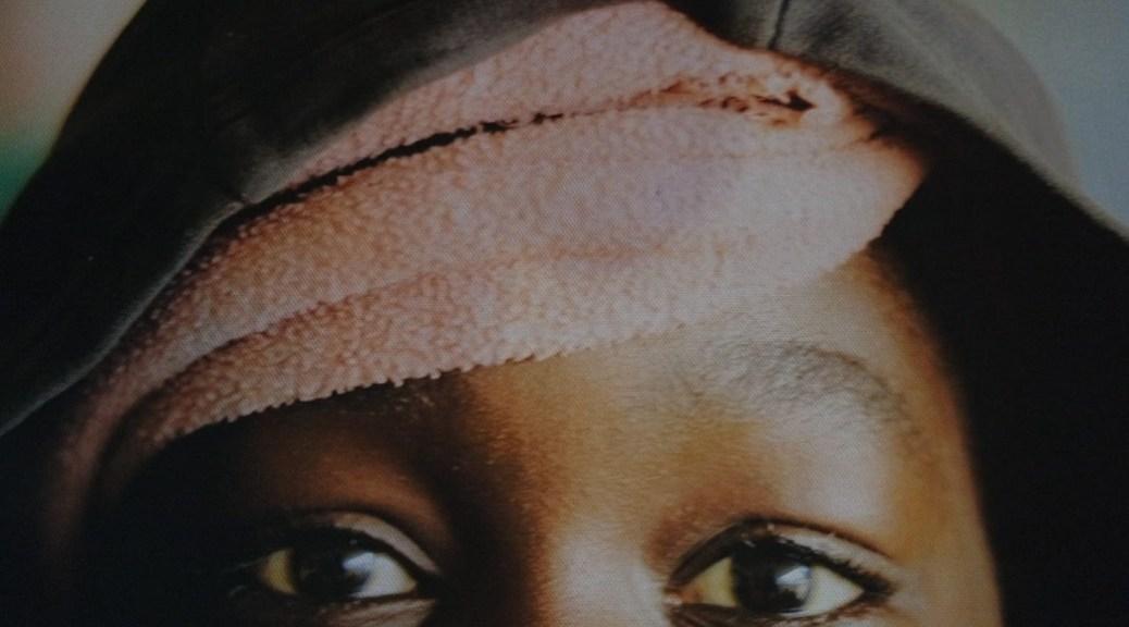 occhi da Ebolowa - una foto in mostra