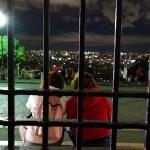 Panorami e inferriate notturne dal Sacro Cuore