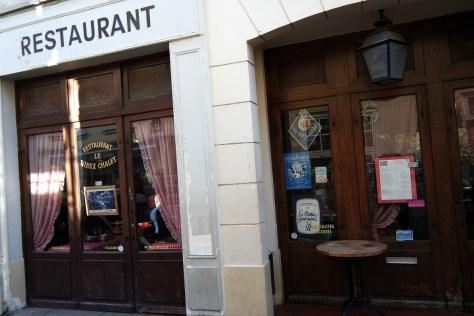 Montmartre - Le Vieux Chalet un posto davvero interessante