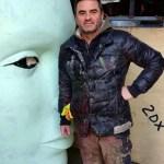 Viareggio il Carnevale: Jacopo Allegrucci un Artista davvero molto interessante.