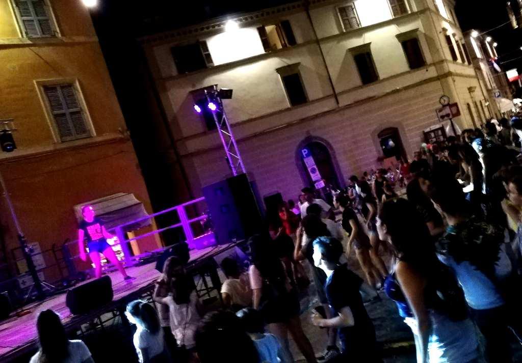 Matelica Encuentro - Piazza Garibaldi